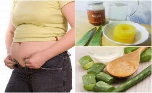 Vijf middelen met aloë vera die helpen je darmen te reinigen