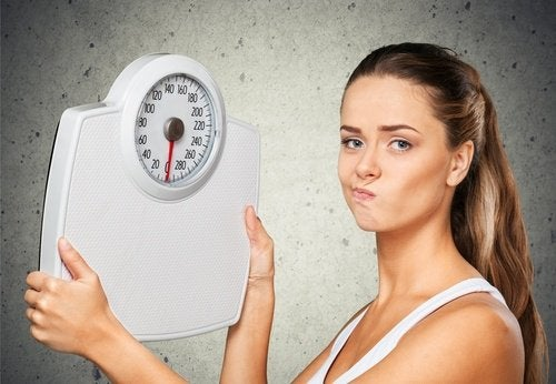8 redenen waarom je geen gewicht verliest