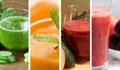 Vijf heerlijke drankjes die de leverfunctie optimaliseren