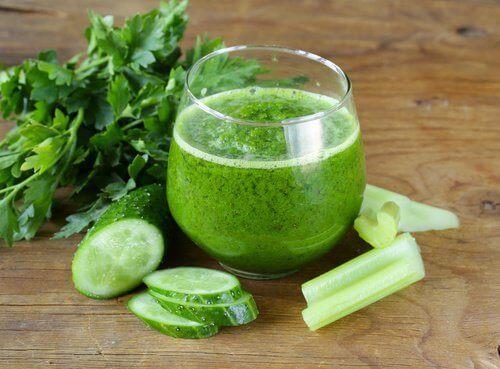De leverfunctie optimaliseren met komkommersap