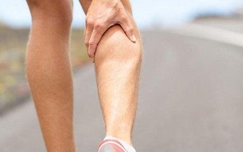 Vier symptomen van een kaliumtekort