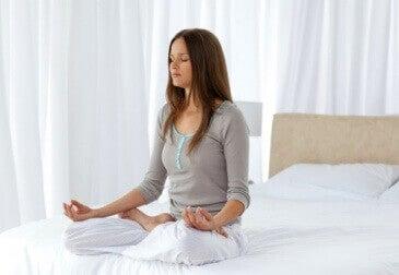 Mediteren is goed voor je geestelijke gezondheid