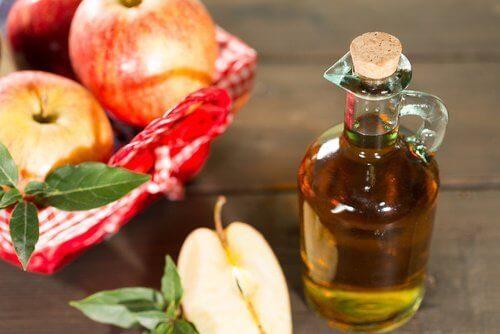Bestrijd huidschimmel met natuurlijke appelazijn