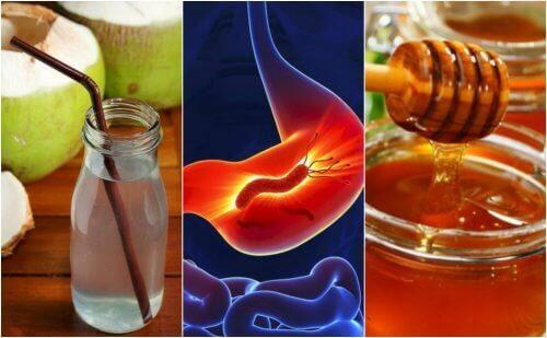 Probeer deze geweldige natuurlijke remedies tegen gastritis