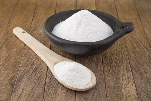 Je tandsteen verwijderen met zuiveringszout
