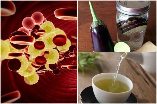 Verhoogd cholesterol verlagen met deze 5 natuurlijke remedies