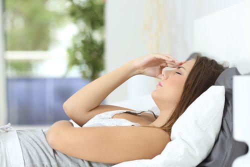 Vermoeidheid is een van de symptomen van darmparasieten