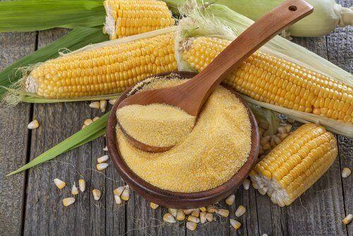 Maïs is een van de voedingsmiddelen met de meeste gifstoffen