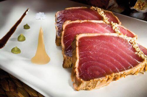 Tonijn is een van de voedingsmiddelen met de meeste gifstoffen