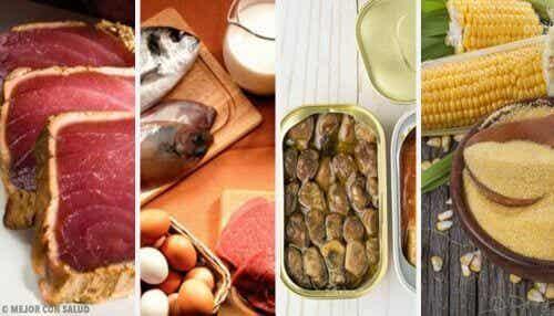 Ken jij de voedingsmiddelen met de meeste gifstoffen?