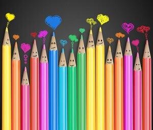 Tekenen en kleuren is goed voor de geestelijke gezondheid