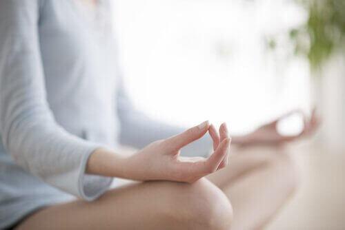 Meditatie kan helpen bij keuzes maken