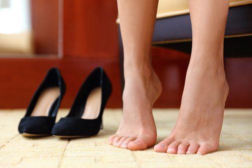 Op je tenen staan voor sterkere voeten