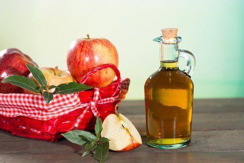 Vlooien bestrijden met appelazijn