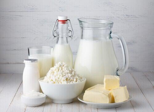 Zuivelproducten bevorderen de productie van serotonine