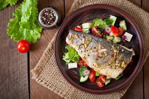 Tailleomvang verminderen met een gezond diner