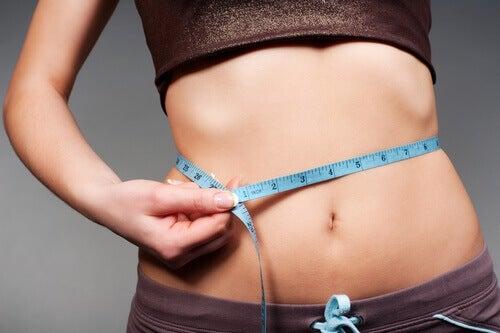 Tailleomvang verminderen in 3 dagen