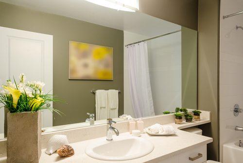 9 geweldige ideeën voor het decoreren van je badkamer