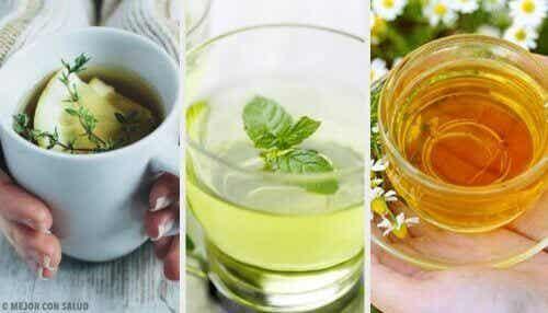 De zes beste soorten thee om beter te slapen