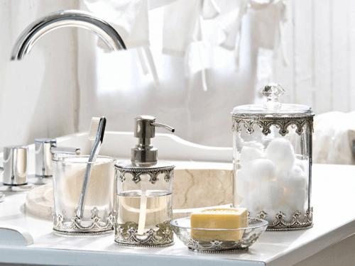 Mooie details in de badkamer