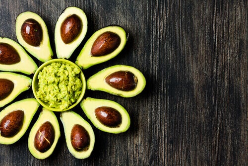 Van avocado's kan je ook natuurlijke gezichtsmaskers maken