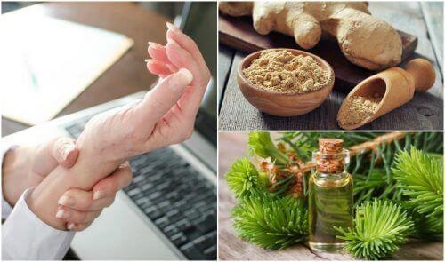 Pijn bij carpaaltunnelsyndroom aanpakken met vijf natuurlijke remedies