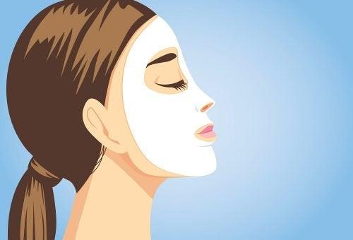 Natuurlijke gezichtsmaskers die je huid kunnen doen stralen