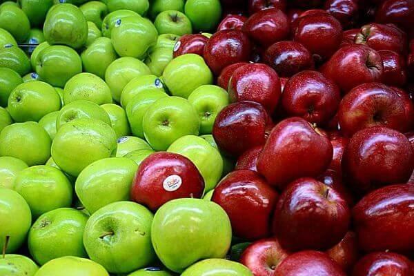 Je dikke darm reinigen met appels