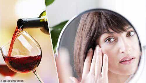 De uitstraling van je gezicht veranderen met voeding