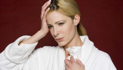 Nachtelijke hoofdpijn: waar wordt het door veroorzaakt?