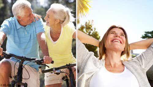 Hoe blijf je na je vijftigste in vorm?