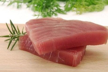 Voeg meer proteïne toe met tonijn