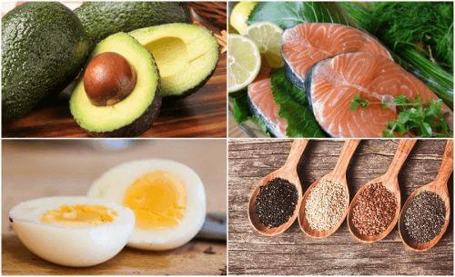 6 bronnen van gezonde vetten voor een uitgebalanceerd dieet
