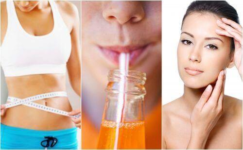 8 positieve veranderingen als je stopt met frisdrank drinken