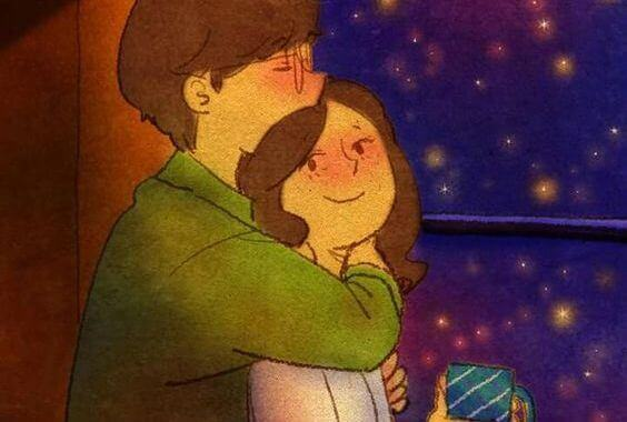 Iemand die echt van je houdt houdt van jou om wie je bent
