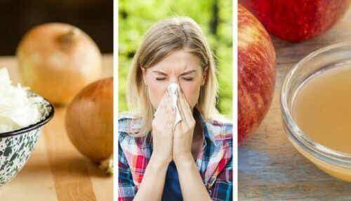 Allergieën onder controle houden met een natuurlijk antihistaminicum