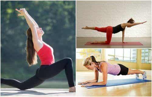 5 oefeningen voor het sterker maken van je rug