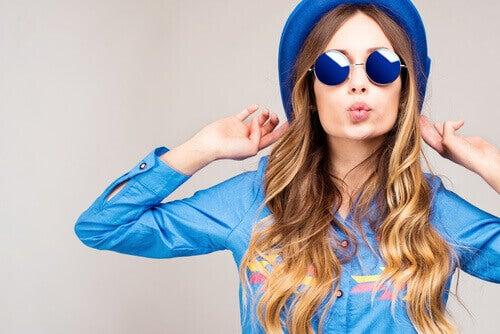 Vrouwen met een lichte huid kunnen beter donkere kleding dragen