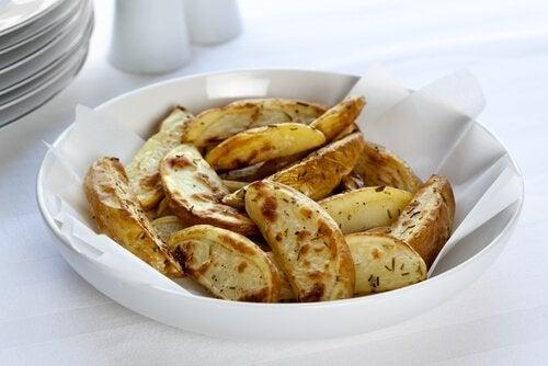 Vermijd gebakken voedsel voor een gezondere lever