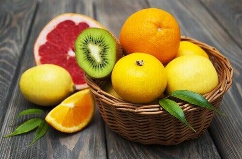 Griep voorkomen door vaker citrusvruchten te eten