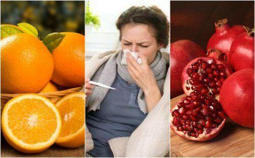 Griep voorkomen met deze 8 voedingsmiddelen