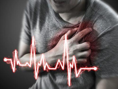Epigastralgie kan een waarschuwing voor een hartprobleem zijn