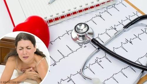Zes ongewone redenen waarom je hartkloppingen kunt hebben