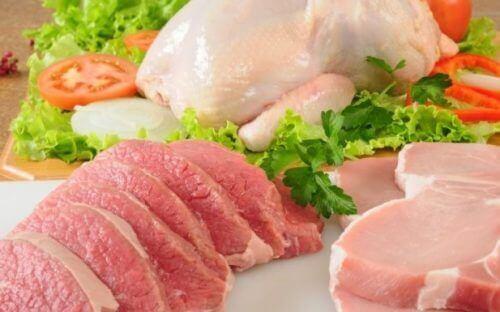Constipatie voorkomen door mager vlees te eten