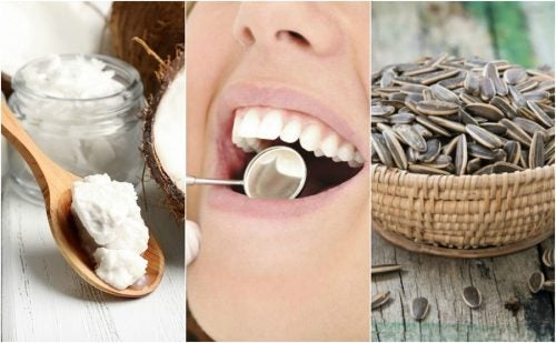 Tandplak verminderen met zes natuurlijke middelen