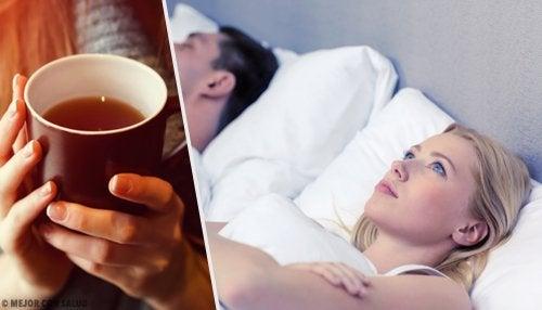 Vier natuurlijke huismiddeltjes tegen slapeloosheid
