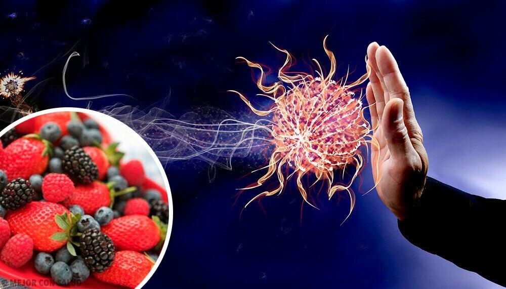 Versterk je immuunsysteem met deze 9 voedingsmiddelen