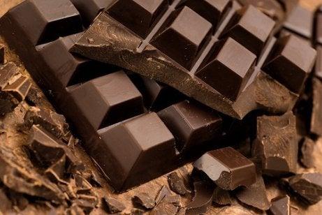 Hoge bloeddruk behandelen met pure chocolade