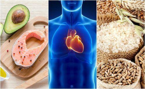 6 eetgewoonten voor een gezond hart