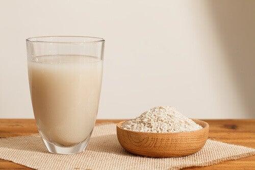 Gastritis door stress bestrijden met rijstwater